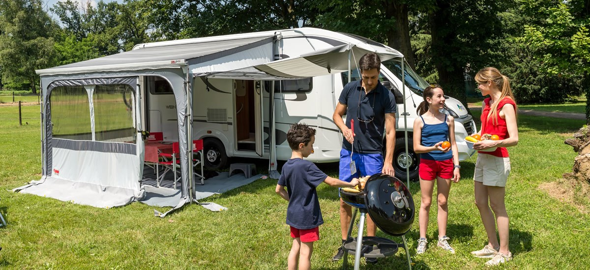 Superior Quality Products for Motorhomes, Caravans and
