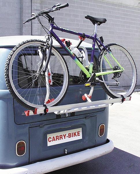 No 4 bike block, Fiamma  Motorhome carry-bike