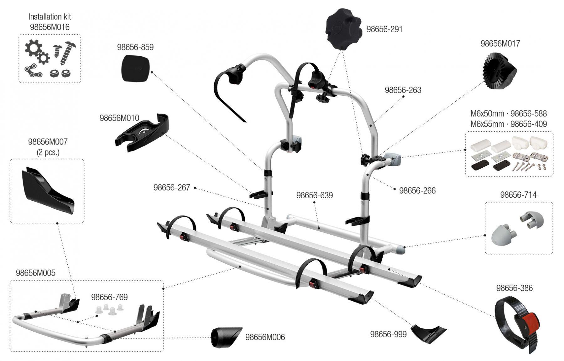 Carry-Bike Pro C (02094-10A)